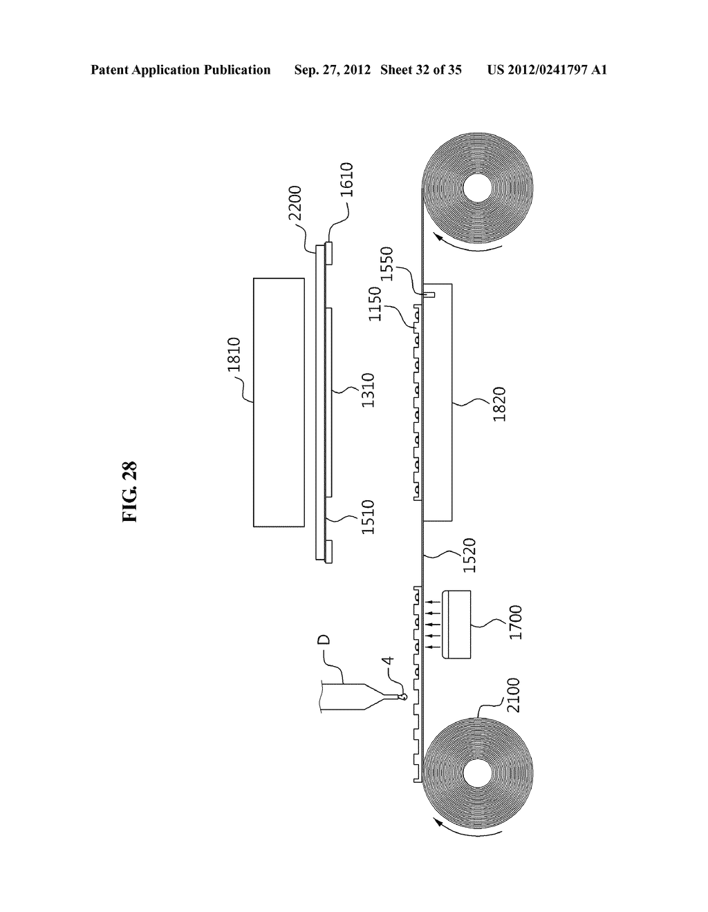 LIGHT EMITTING DIODE, MANUFACTURING METHOD THEREOF, LIGHT EMITTING DIODE     MODULE, AND MANUFACTURING METHOD THEREOF - diagram, schematic, and image 33