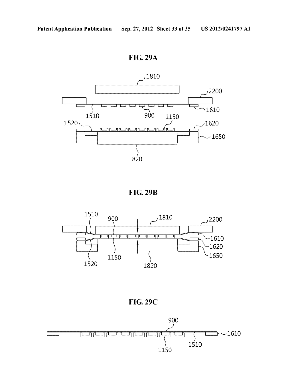 LIGHT EMITTING DIODE, MANUFACTURING METHOD THEREOF, LIGHT EMITTING DIODE     MODULE, AND MANUFACTURING METHOD THEREOF - diagram, schematic, and image 34