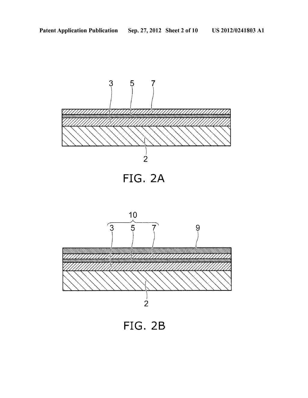 SEMICONDUCTOR LIGHT EMITTING DEVICE AND METHOD FOR MANUFACTURING SAME - diagram, schematic, and image 03