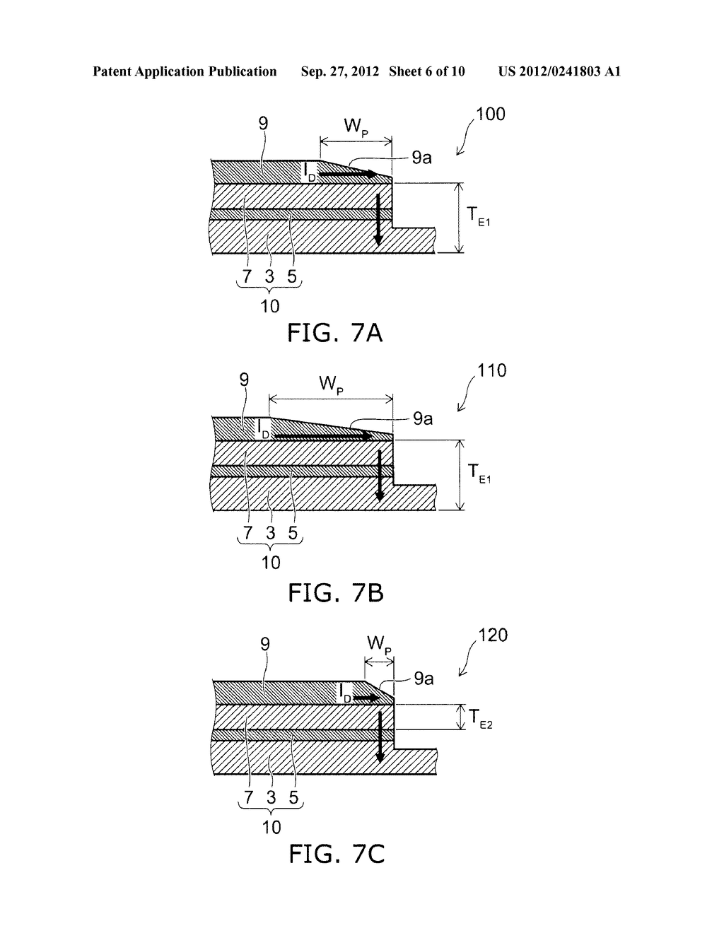 SEMICONDUCTOR LIGHT EMITTING DEVICE AND METHOD FOR MANUFACTURING SAME - diagram, schematic, and image 07