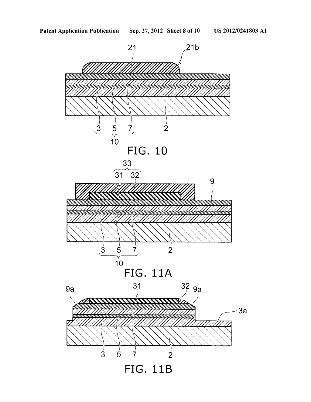 SEMICONDUCTOR LIGHT EMITTING DEVICE AND METHOD FOR MANUFACTURING SAME - diagram, schematic, and image 09