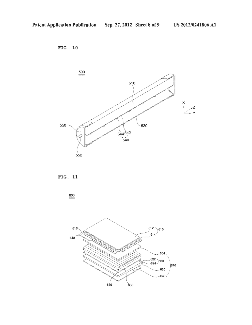 LIGHT EMITTING DEVICE PACKAGE - diagram, schematic, and image 09