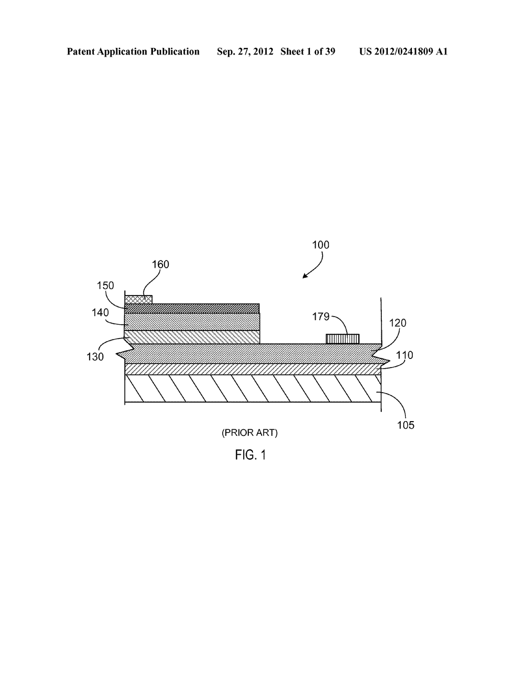 MANUFACTURING PROCESS FOR SOLID STATE LIGHTING DEVICE ON A CONDUCTIVE     SUBSTRATE - diagram, schematic, and image 02