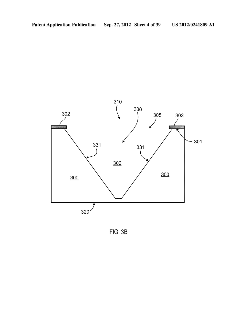MANUFACTURING PROCESS FOR SOLID STATE LIGHTING DEVICE ON A CONDUCTIVE     SUBSTRATE - diagram, schematic, and image 05