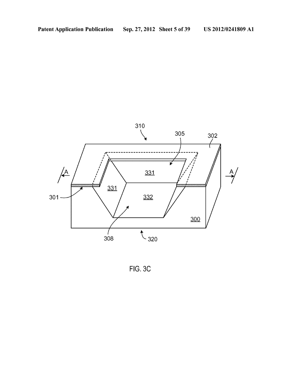 MANUFACTURING PROCESS FOR SOLID STATE LIGHTING DEVICE ON A CONDUCTIVE     SUBSTRATE - diagram, schematic, and image 06