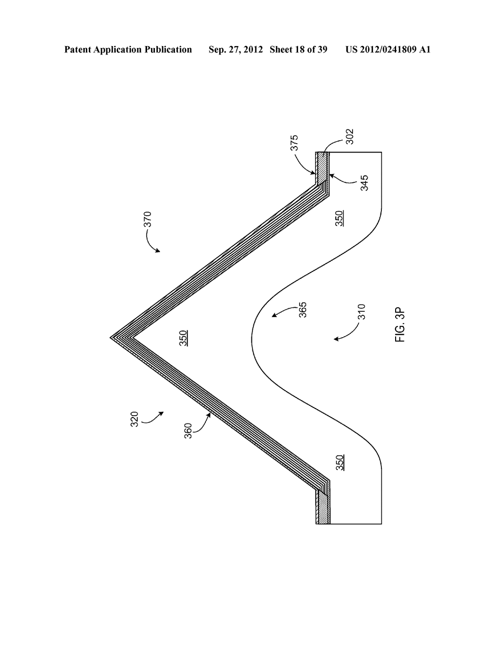 MANUFACTURING PROCESS FOR SOLID STATE LIGHTING DEVICE ON A CONDUCTIVE     SUBSTRATE - diagram, schematic, and image 19