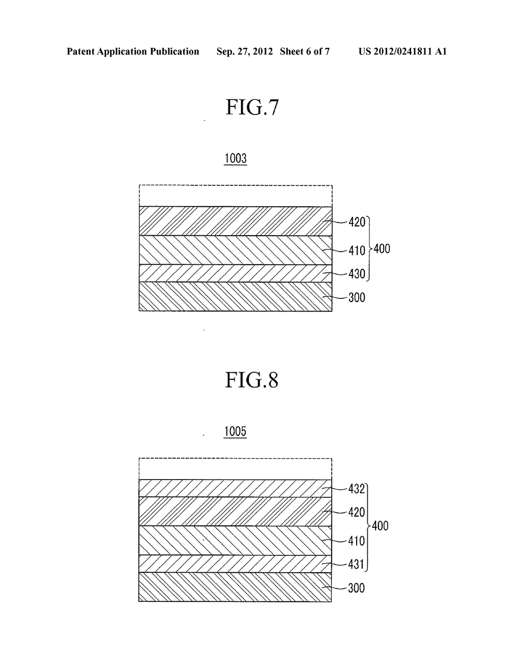 Organic Light Emitting Diode Display and Manufacturing Method of Organic     Light Emitting Diode Display - diagram, schematic, and image 07