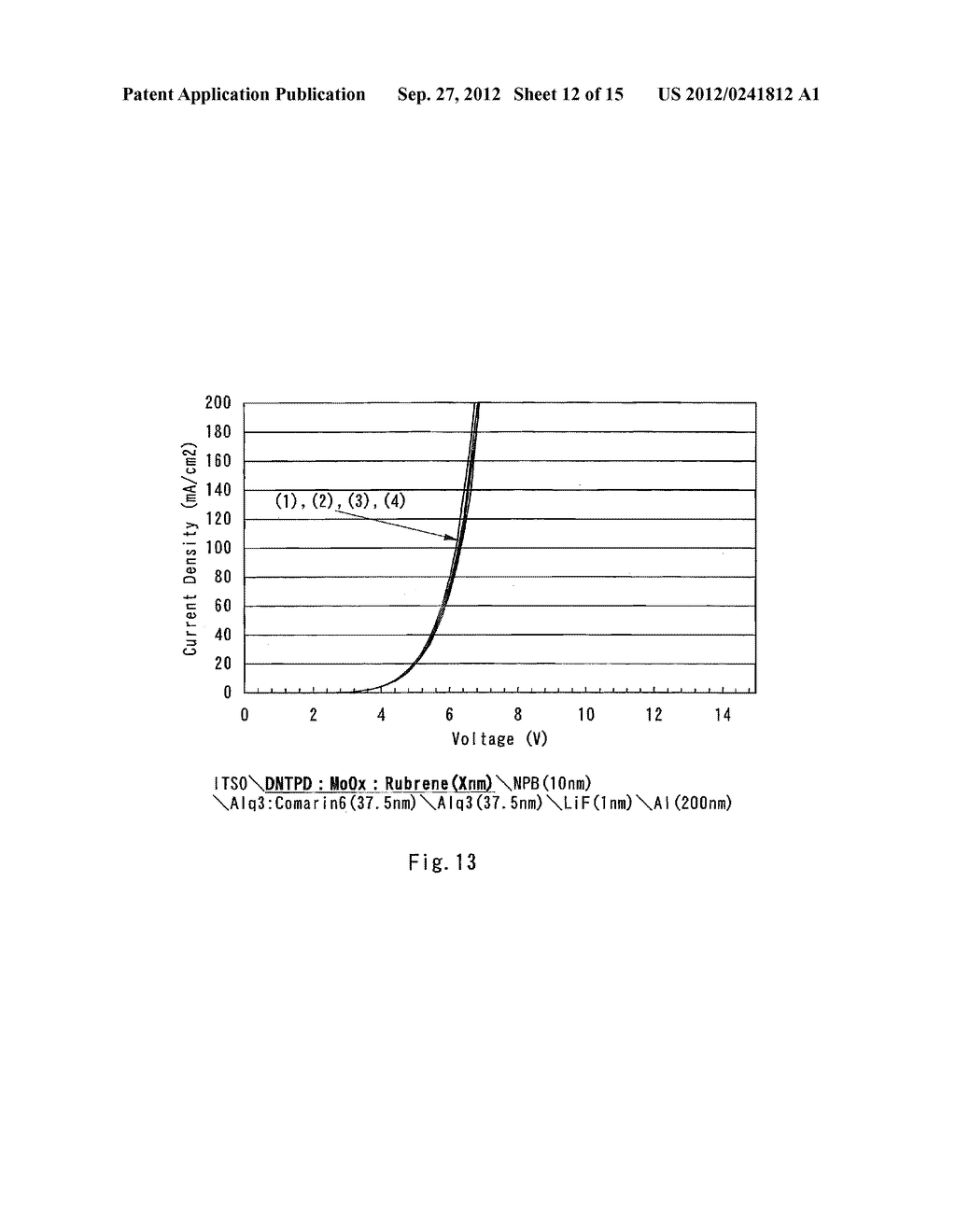 LIGHT-EMITTING DEVICE AND METHOD FOR MANUFACTURING THE SAME - diagram, schematic, and image 13
