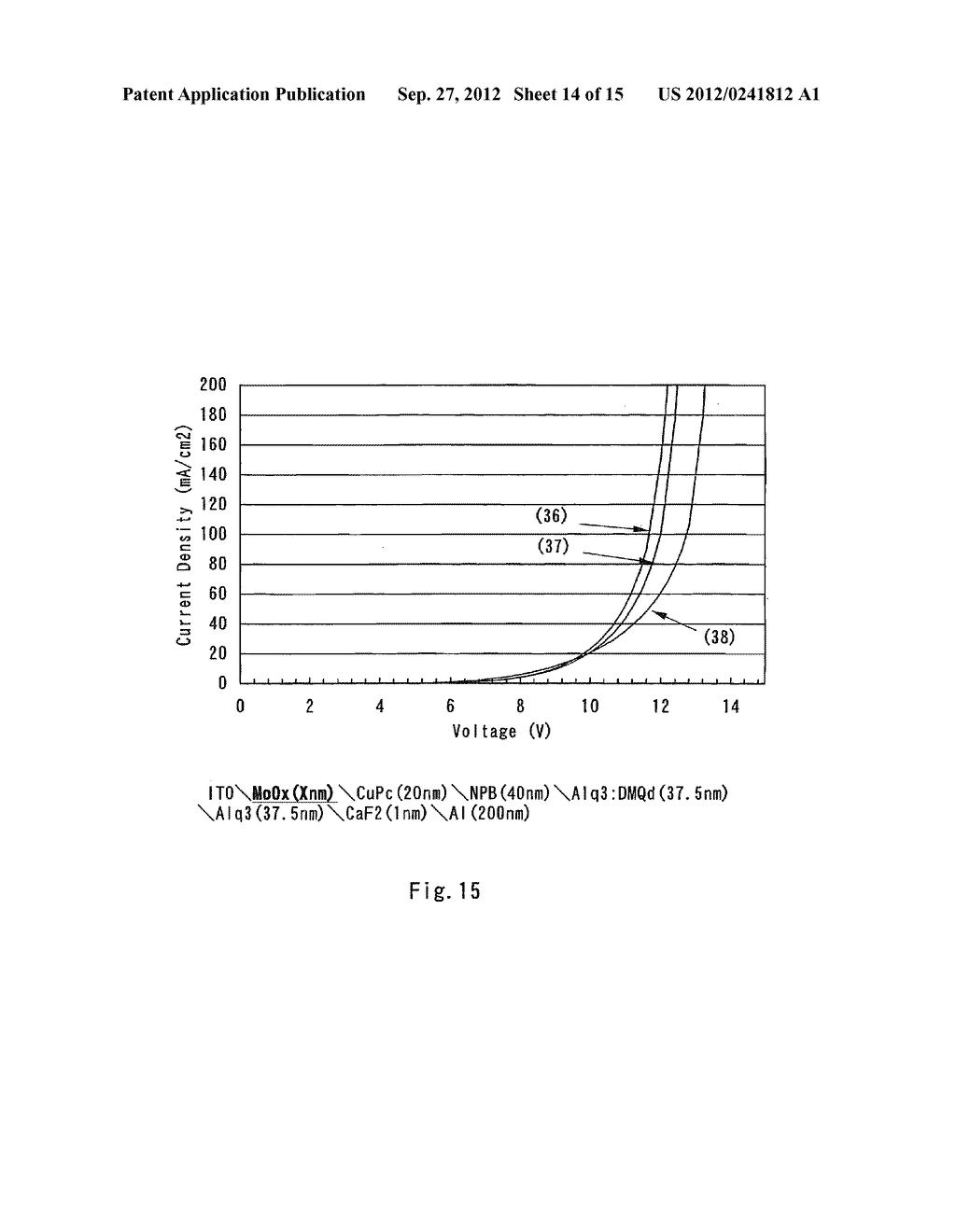 LIGHT-EMITTING DEVICE AND METHOD FOR MANUFACTURING THE SAME - diagram, schematic, and image 15