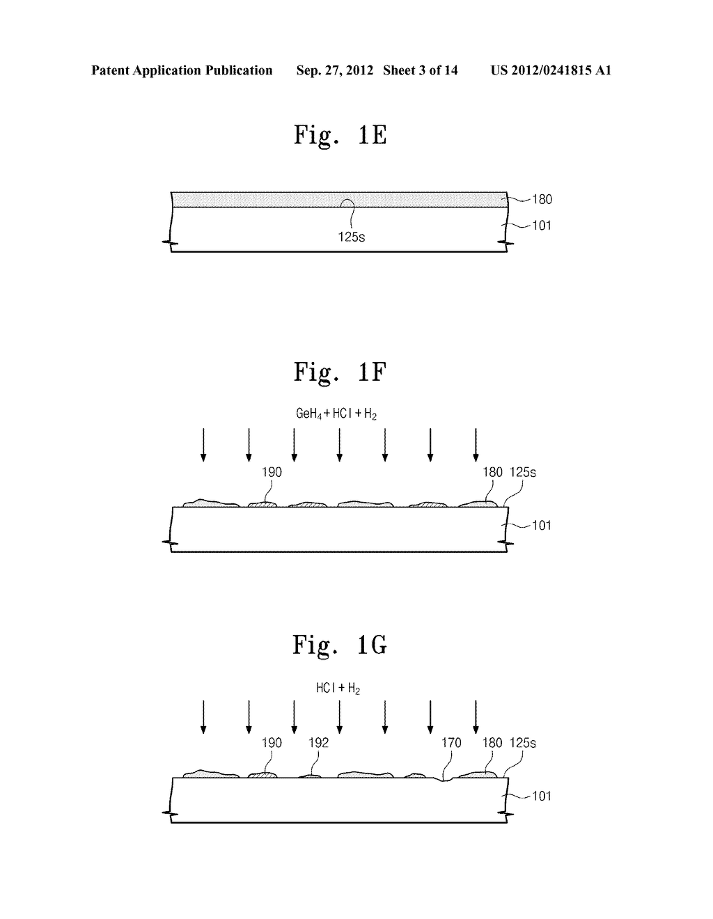 SEMICONDUCTOR DEVICES AND METHODS OF FABRICATING THE SAME - diagram, schematic, and image 04