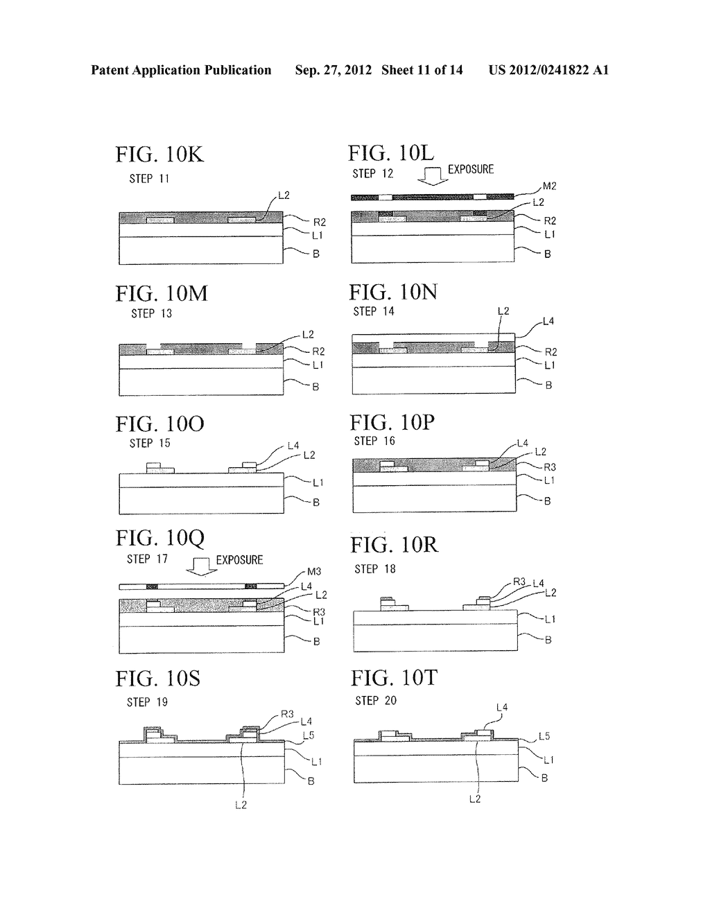 SEMICONDUCTOR DEVICE, DISTORTION GAUGE, PRESSURE SENSOR, AND METHOD OF     MANUFACTURING SEMICONDUCTOR DEVICE - diagram, schematic, and image 12