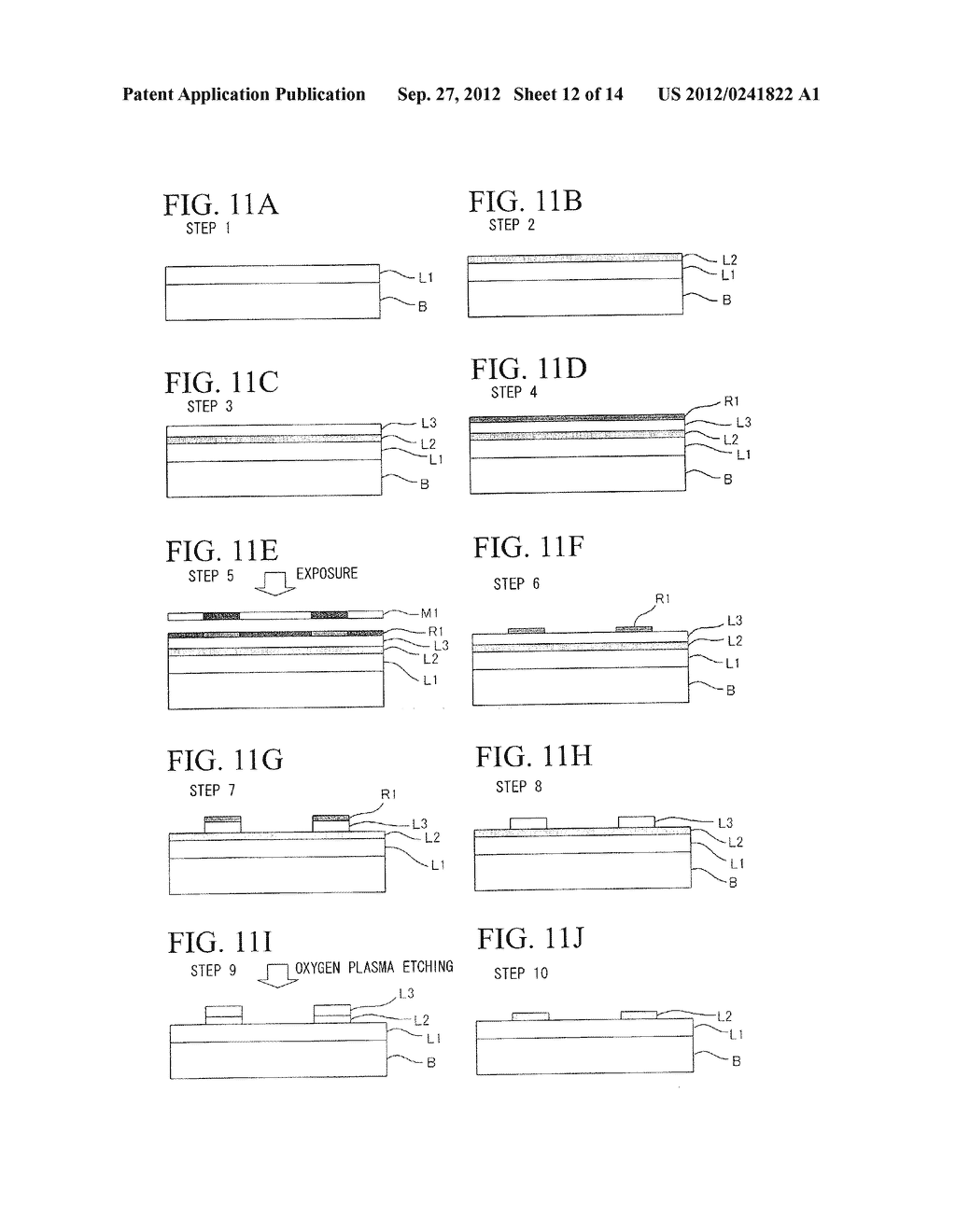 SEMICONDUCTOR DEVICE, DISTORTION GAUGE, PRESSURE SENSOR, AND METHOD OF     MANUFACTURING SEMICONDUCTOR DEVICE - diagram, schematic, and image 13