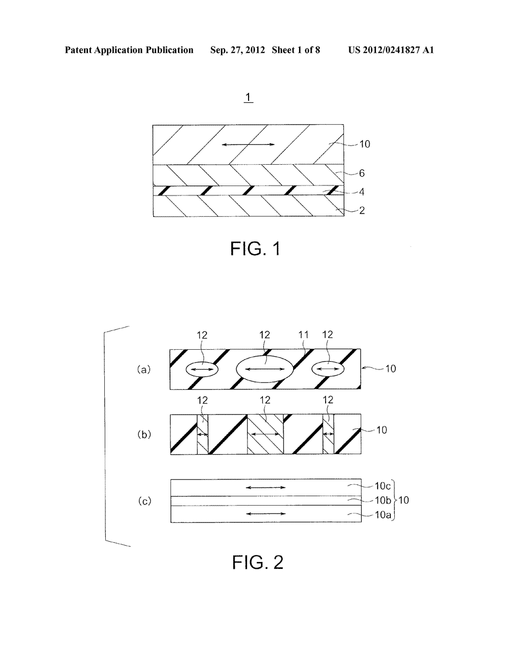 MAGNETORESISTIVE ELEMENT AND MAGNETIC MEMORY - diagram, schematic, and image 02