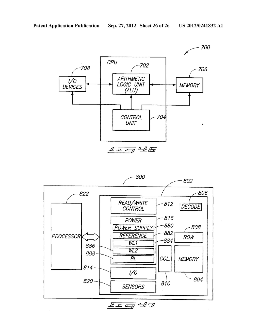 DRAM Arrays - diagram, schematic, and image 27