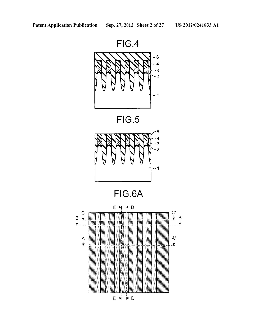 NONVOLATILE SEMICONDUCTOR STORAGE DEVICE AND METHOD FOR MANUFACTURING THE     SAME - diagram, schematic, and image 03