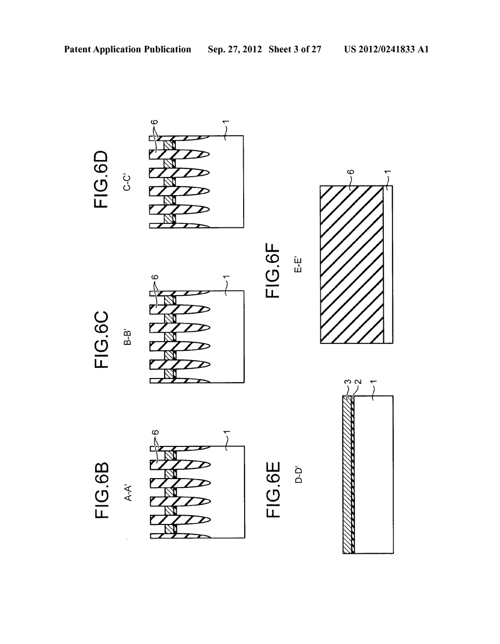 NONVOLATILE SEMICONDUCTOR STORAGE DEVICE AND METHOD FOR MANUFACTURING THE     SAME - diagram, schematic, and image 04