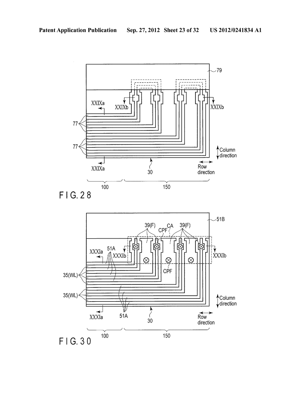 SEMICONDUCTOR DEVICE AND METHOD OF MANUFACTURING THE SAME - diagram, schematic, and image 24