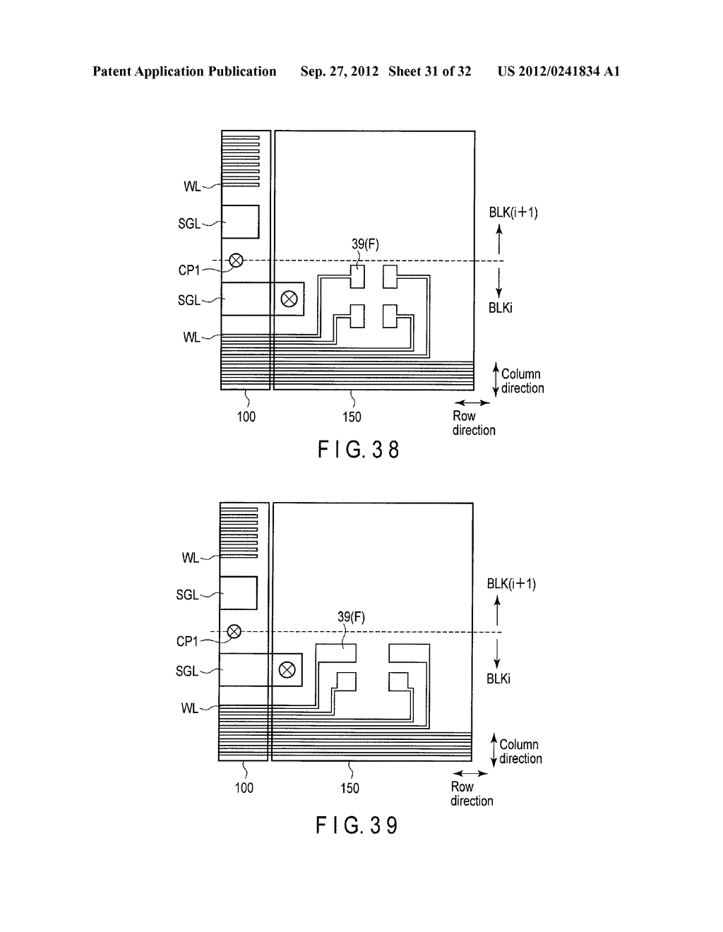 SEMICONDUCTOR DEVICE AND METHOD OF MANUFACTURING THE SAME - diagram, schematic, and image 32