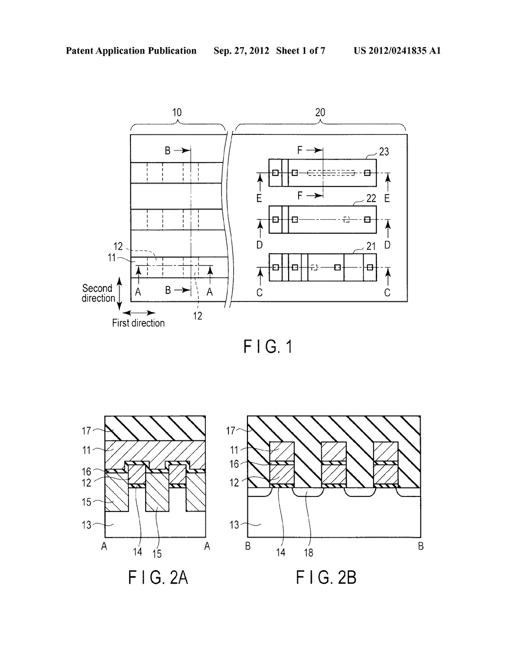 NONVOLATILE SEMICONDUCTOR MEMORY DEVICE INCLUDING RESISTIVE ELEMENT - diagram, schematic, and image 02