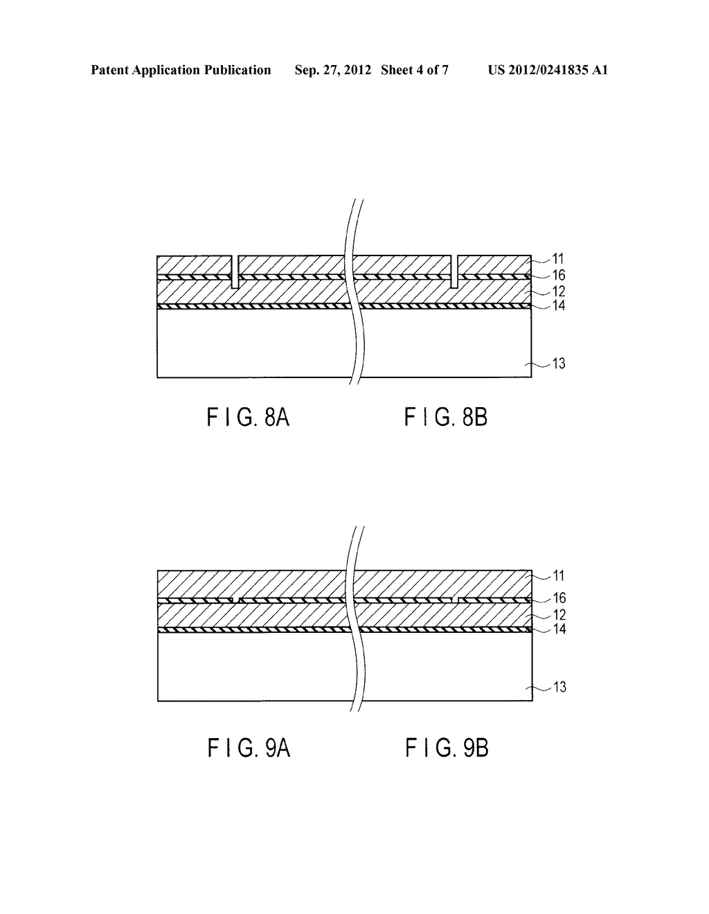NONVOLATILE SEMICONDUCTOR MEMORY DEVICE INCLUDING RESISTIVE ELEMENT - diagram, schematic, and image 05