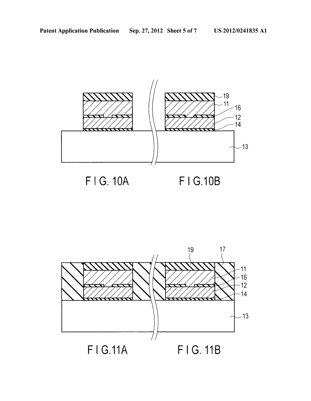 NONVOLATILE SEMICONDUCTOR MEMORY DEVICE INCLUDING RESISTIVE ELEMENT - diagram, schematic, and image 06