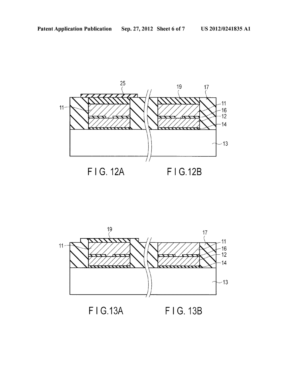 NONVOLATILE SEMICONDUCTOR MEMORY DEVICE INCLUDING RESISTIVE ELEMENT - diagram, schematic, and image 07