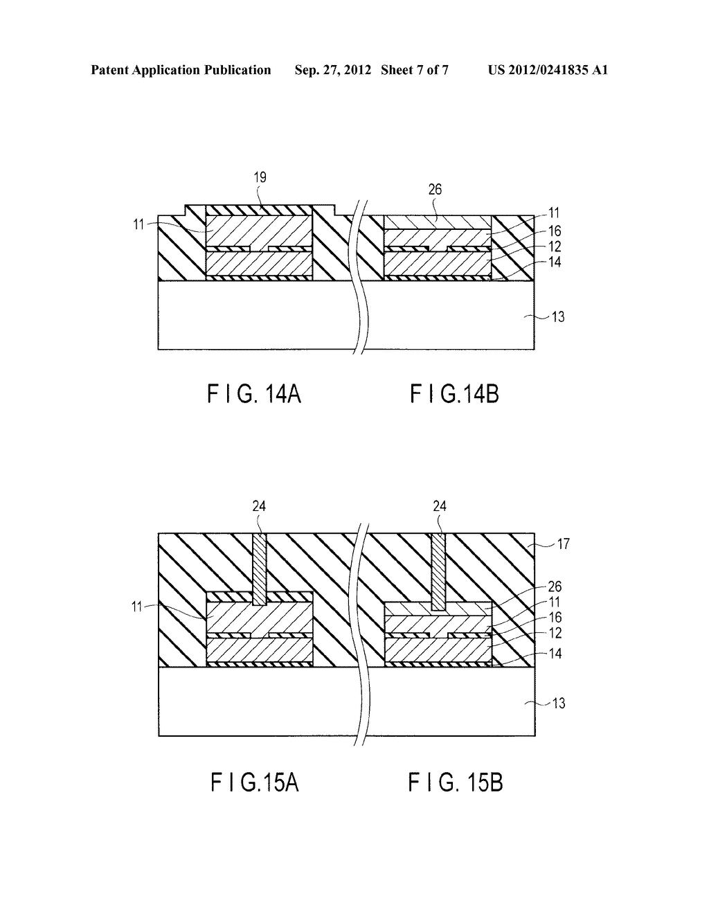 NONVOLATILE SEMICONDUCTOR MEMORY DEVICE INCLUDING RESISTIVE ELEMENT - diagram, schematic, and image 08