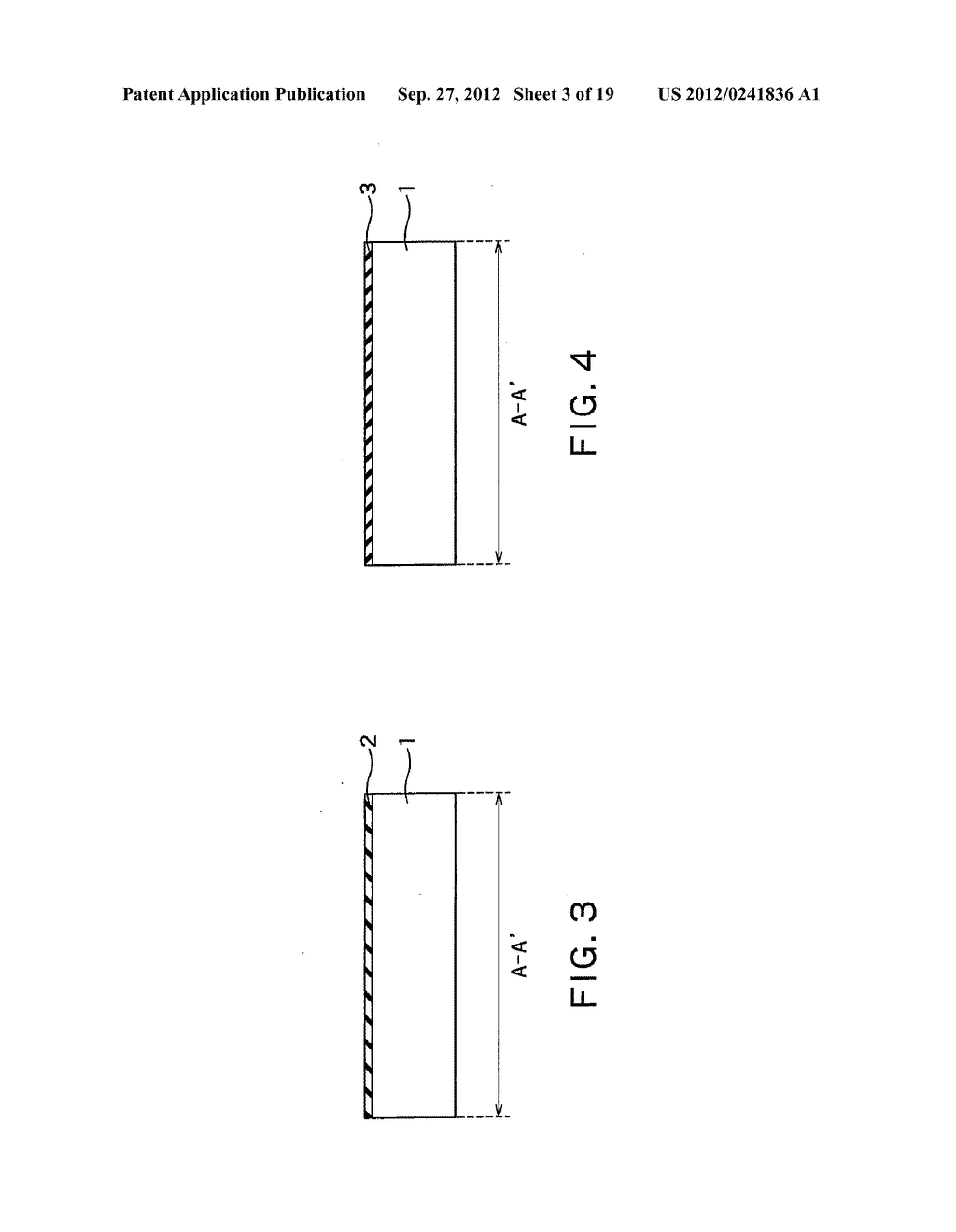 SEMICONDUCTOR DEVICE AND METHOD OF MANUFACTURING SAME - diagram, schematic, and image 04