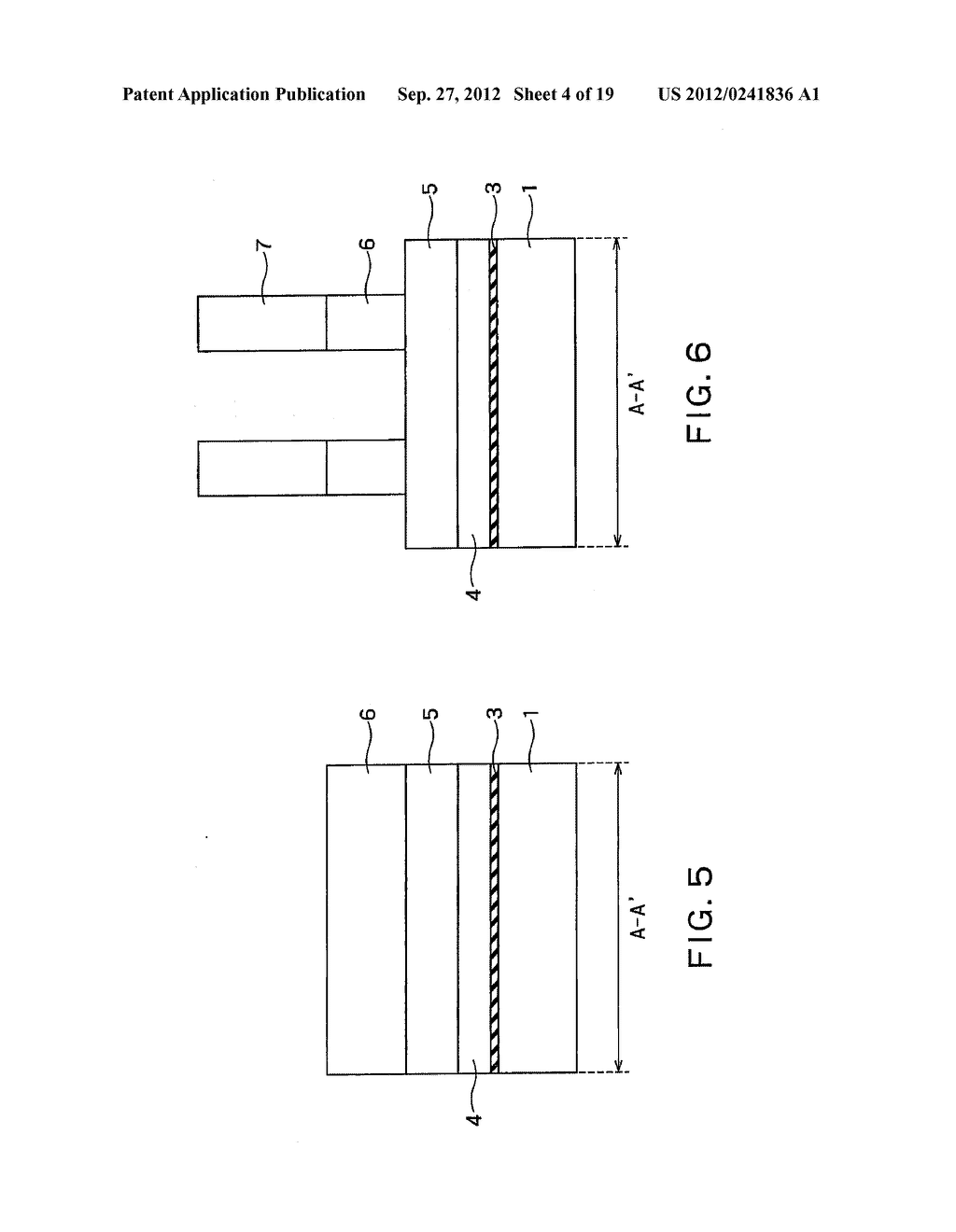 SEMICONDUCTOR DEVICE AND METHOD OF MANUFACTURING SAME - diagram, schematic, and image 05