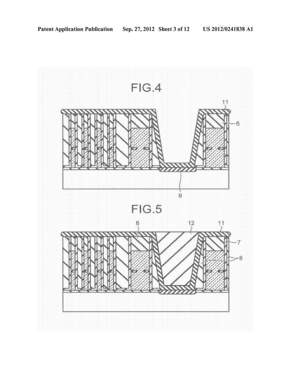 SEMICONDUCTOR STORAGE DEVICE AND METHOD FOR MANUFACTURING THE SAME - diagram, schematic, and image 04