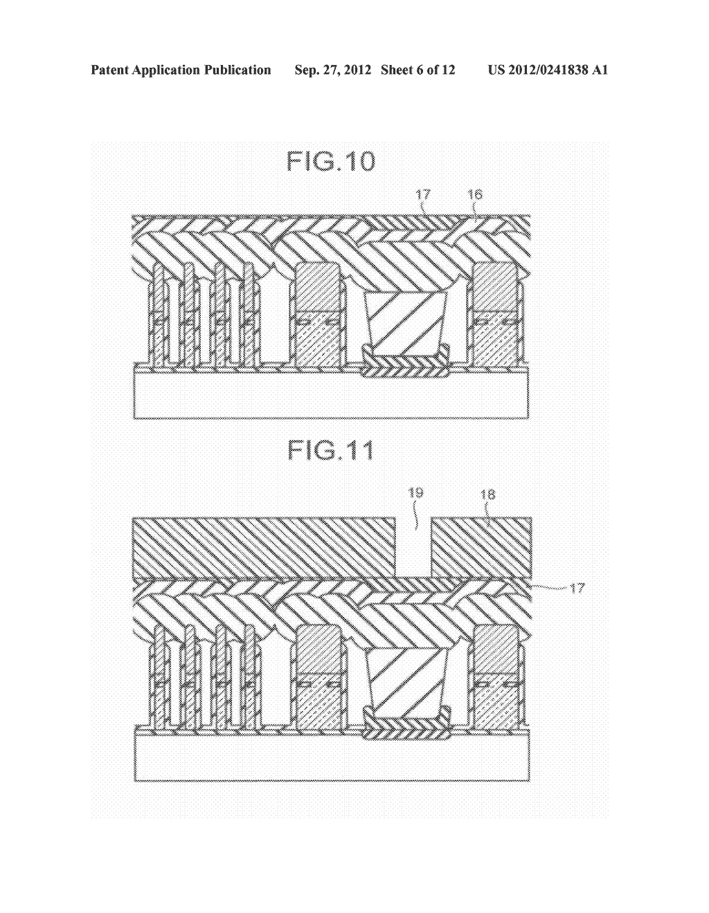 SEMICONDUCTOR STORAGE DEVICE AND METHOD FOR MANUFACTURING THE SAME - diagram, schematic, and image 07