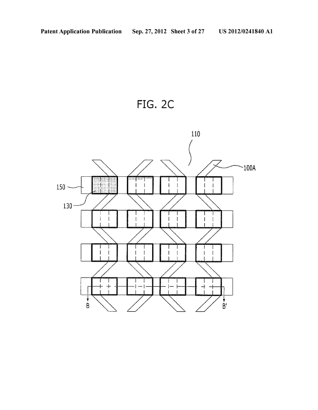 NONVOLATILE MEMORY DEVICE AND METHOD FOR FABRICATING THE SAME - diagram, schematic, and image 04
