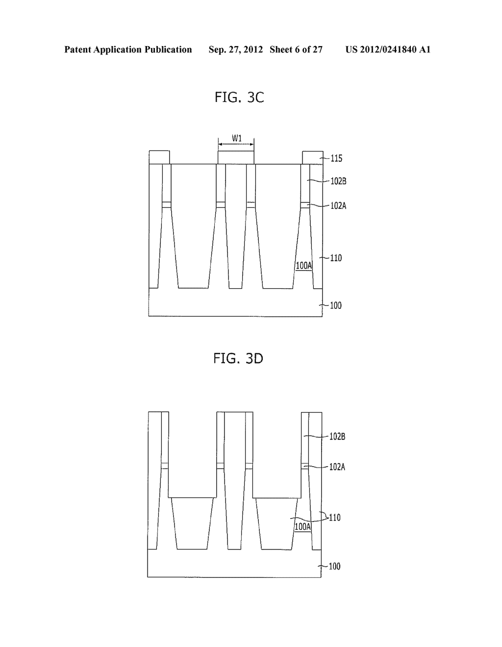 NONVOLATILE MEMORY DEVICE AND METHOD FOR FABRICATING THE SAME - diagram, schematic, and image 07