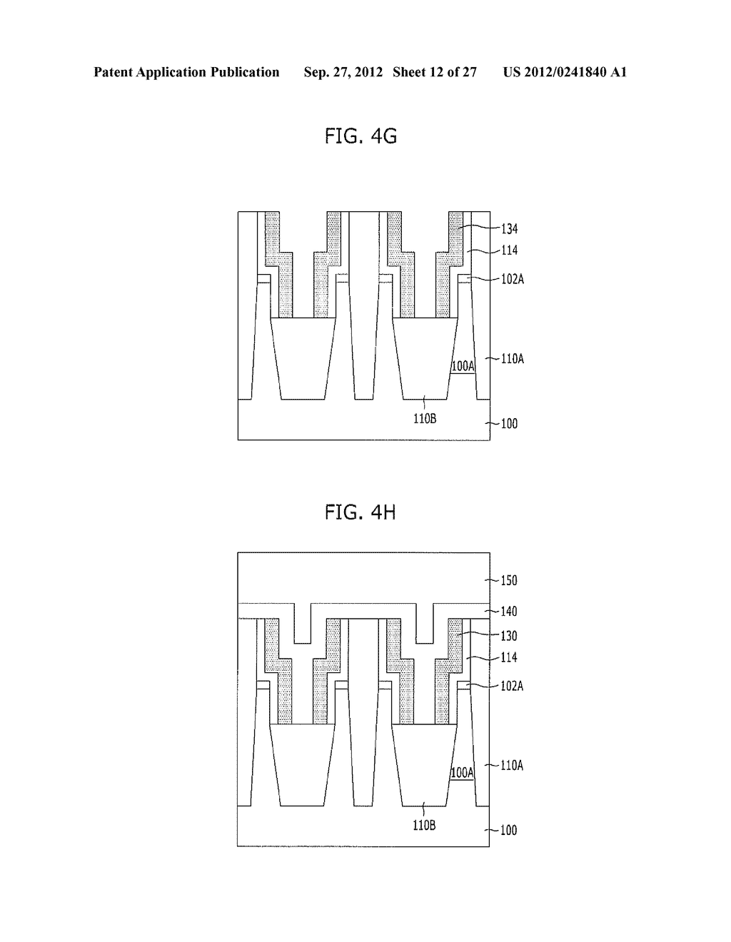 NONVOLATILE MEMORY DEVICE AND METHOD FOR FABRICATING THE SAME - diagram, schematic, and image 13