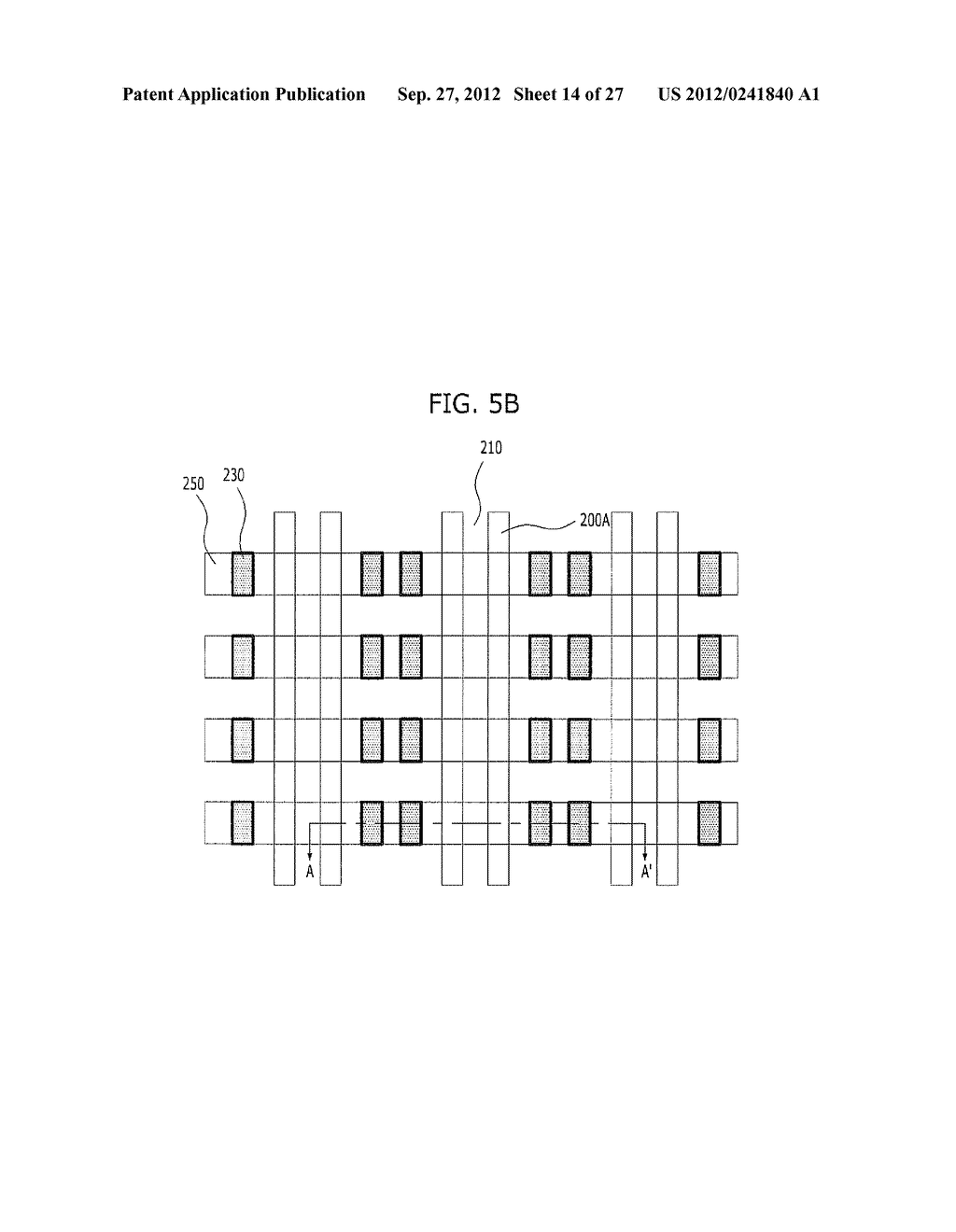 NONVOLATILE MEMORY DEVICE AND METHOD FOR FABRICATING THE SAME - diagram, schematic, and image 15
