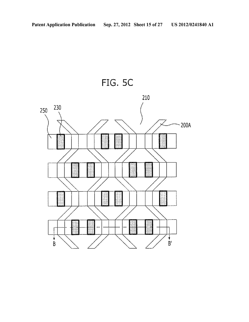 NONVOLATILE MEMORY DEVICE AND METHOD FOR FABRICATING THE SAME - diagram, schematic, and image 16
