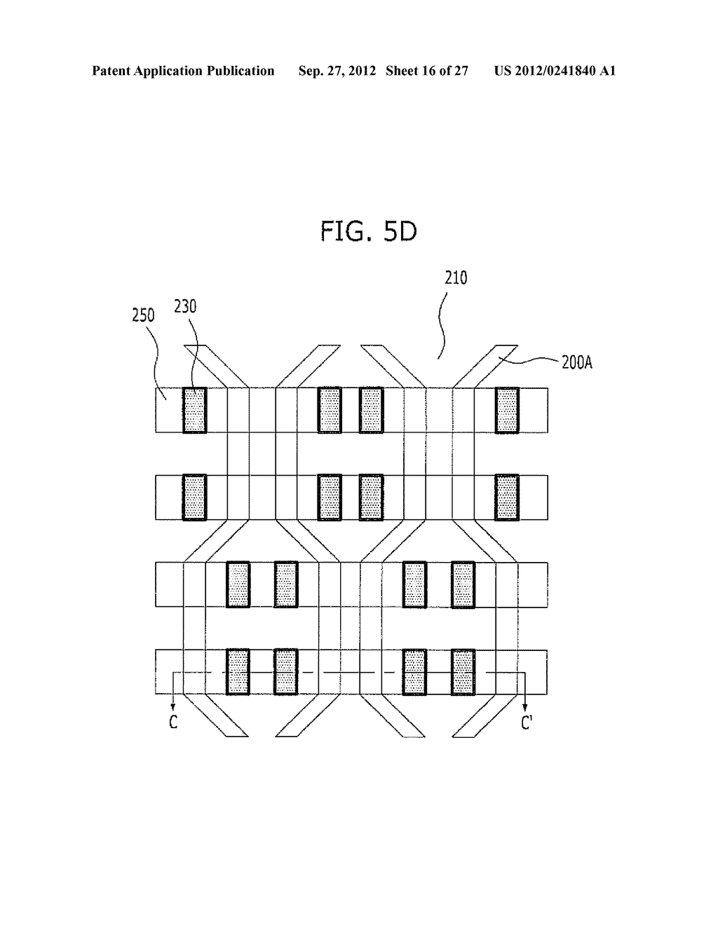 NONVOLATILE MEMORY DEVICE AND METHOD FOR FABRICATING THE SAME - diagram, schematic, and image 17