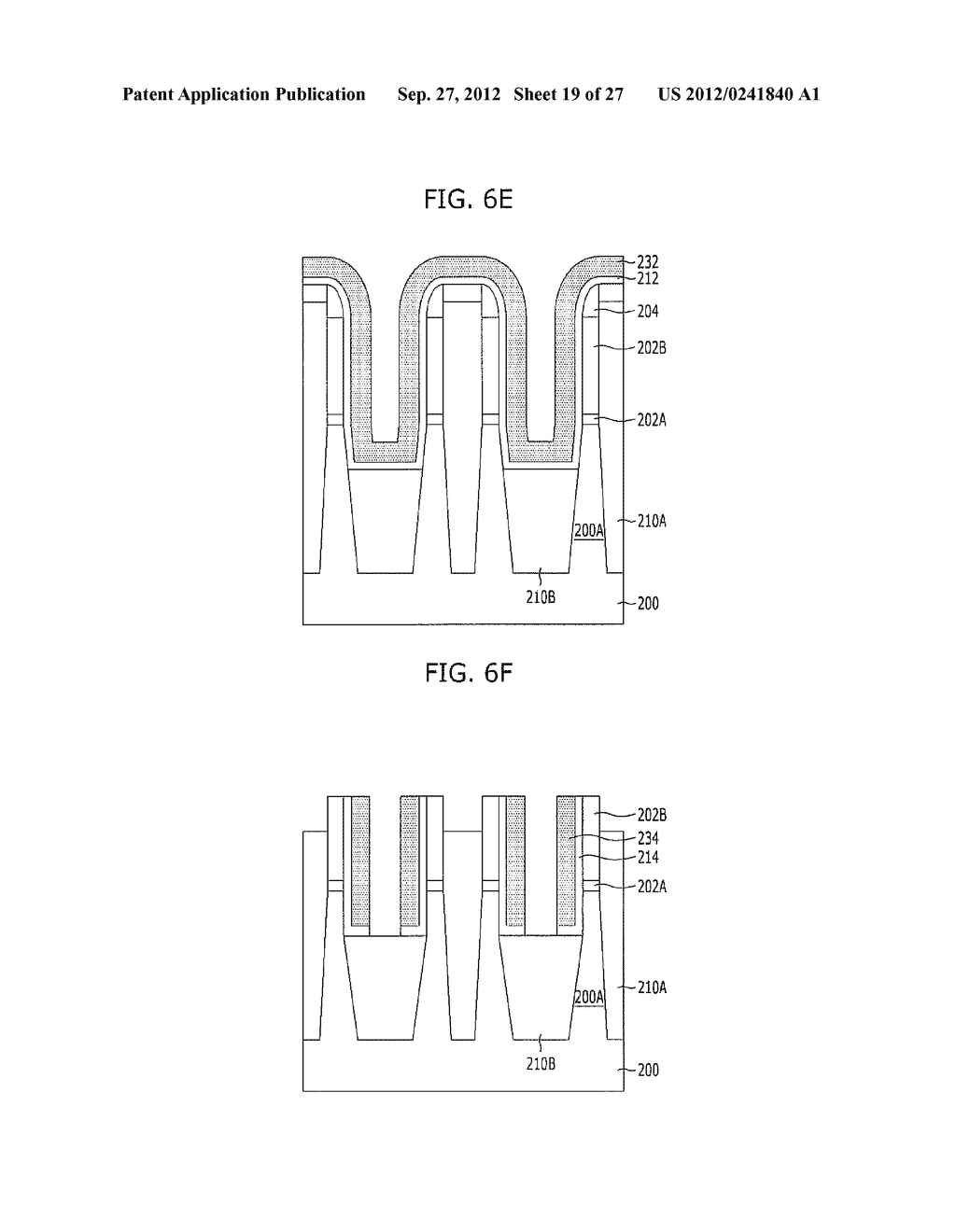 NONVOLATILE MEMORY DEVICE AND METHOD FOR FABRICATING THE SAME - diagram, schematic, and image 20