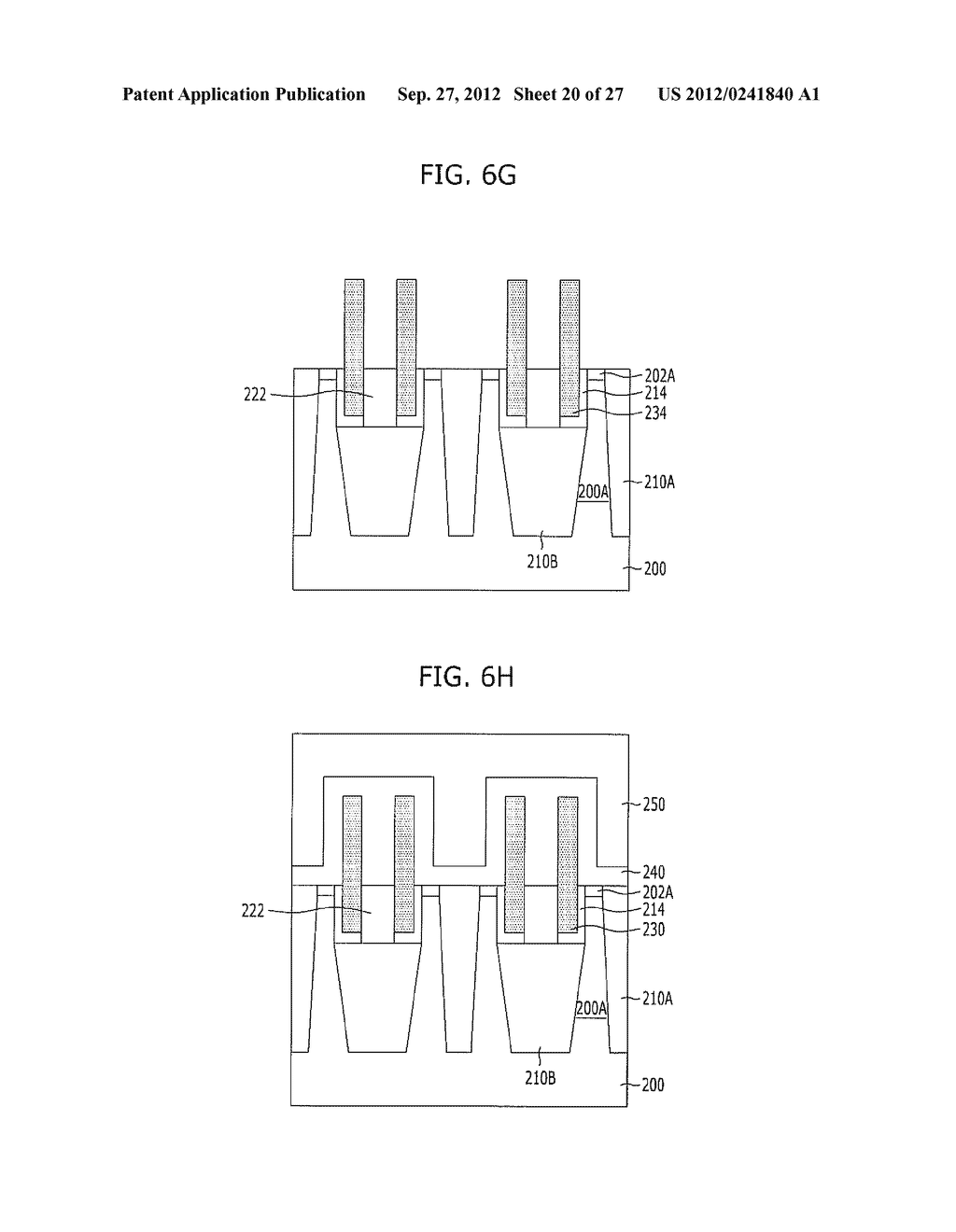 NONVOLATILE MEMORY DEVICE AND METHOD FOR FABRICATING THE SAME - diagram, schematic, and image 21