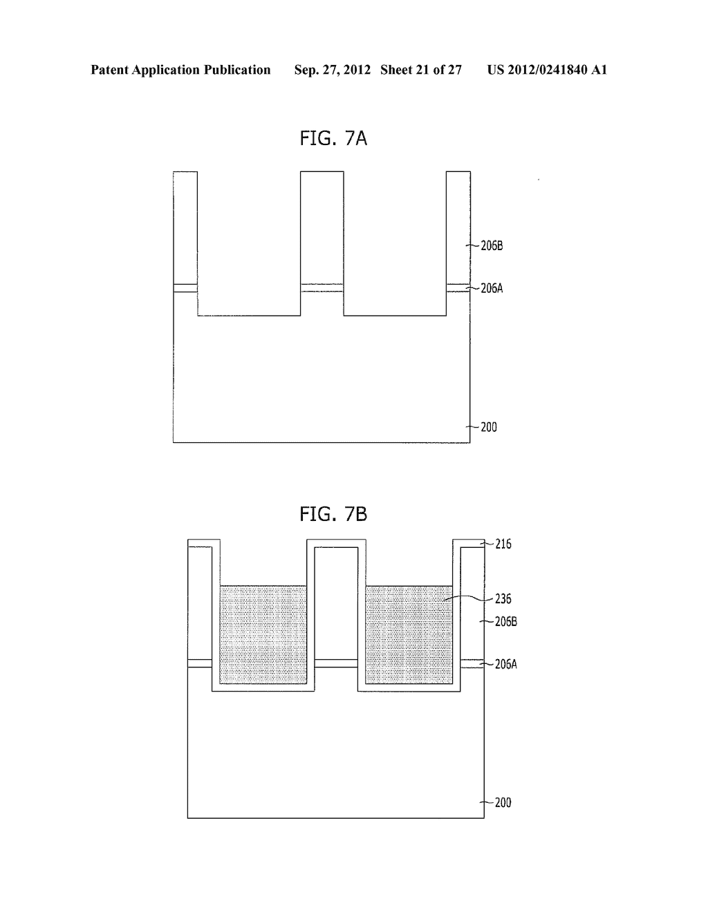 NONVOLATILE MEMORY DEVICE AND METHOD FOR FABRICATING THE SAME - diagram, schematic, and image 22