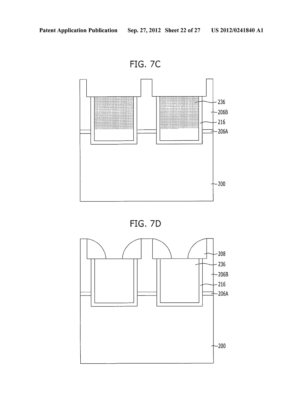 NONVOLATILE MEMORY DEVICE AND METHOD FOR FABRICATING THE SAME - diagram, schematic, and image 23