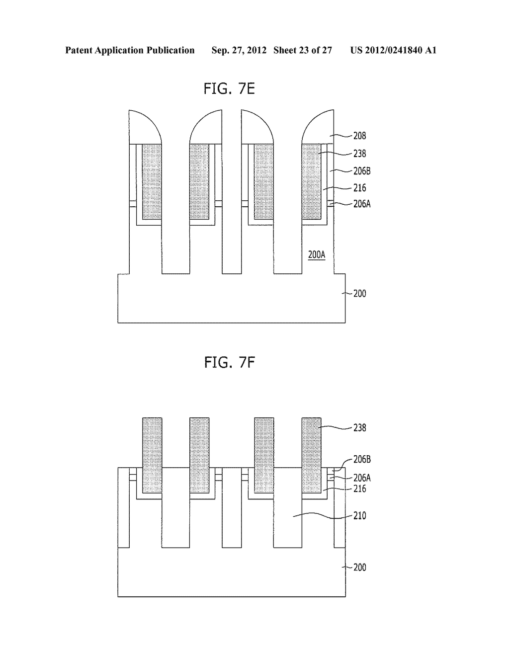 NONVOLATILE MEMORY DEVICE AND METHOD FOR FABRICATING THE SAME - diagram, schematic, and image 24