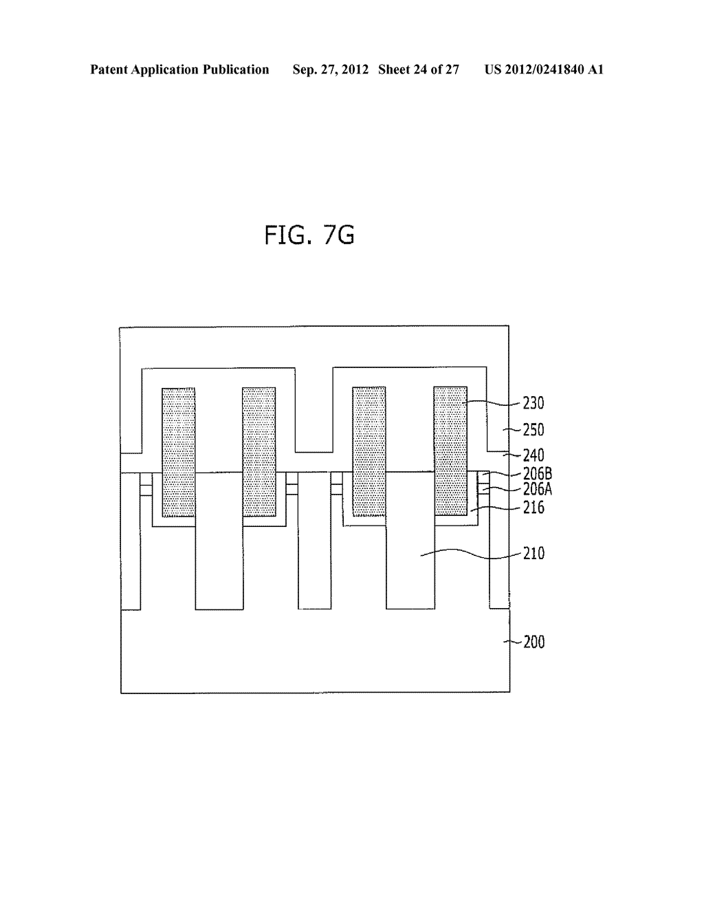 NONVOLATILE MEMORY DEVICE AND METHOD FOR FABRICATING THE SAME - diagram, schematic, and image 25