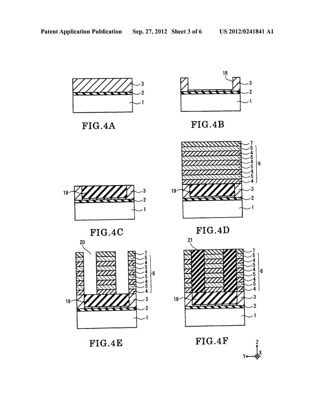NONVOLATILE SEMICONDUCTOR MEMORY DEVICE AND METHOD OF FABRICATING THE SAME - diagram, schematic, and image 04
