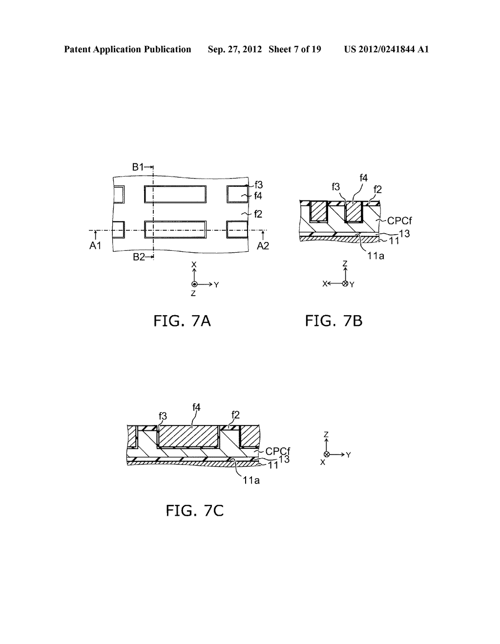 NONVOLATILE SEMICONDUCTOR MEMORY DEVICE AND METHOD FOR MANUFACTURING SAME - diagram, schematic, and image 08
