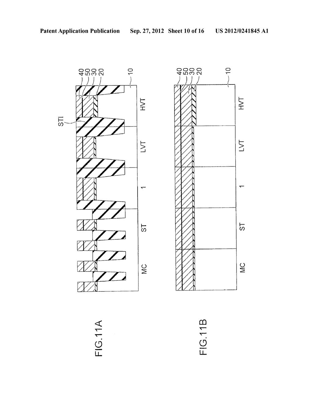 SEMICONDUCTOR DEVICE AND SEMICONDUCTOR DEVICE MANUFACTURING METHOD - diagram, schematic, and image 11