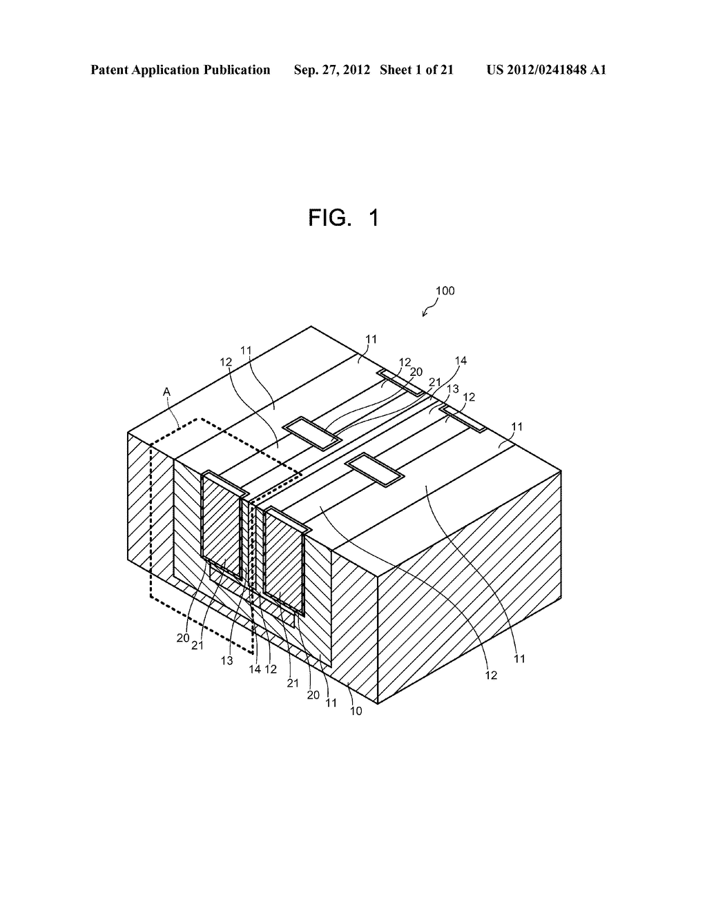 SEMICONDUCTOR ELEMENT AND METHOD OF MANUFACTURING SEMICONDUCTOR ELEMENT - diagram, schematic, and image 02