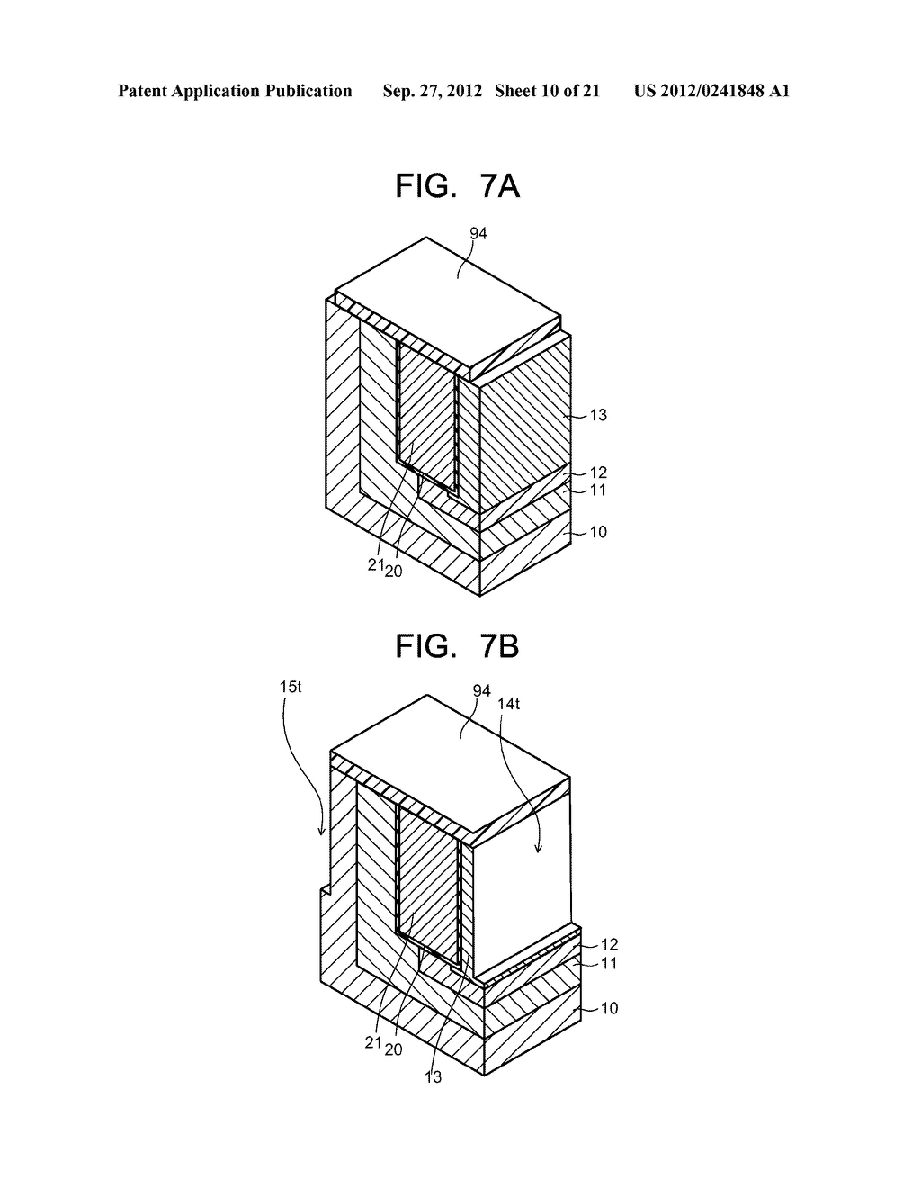 SEMICONDUCTOR ELEMENT AND METHOD OF MANUFACTURING SEMICONDUCTOR ELEMENT - diagram, schematic, and image 11