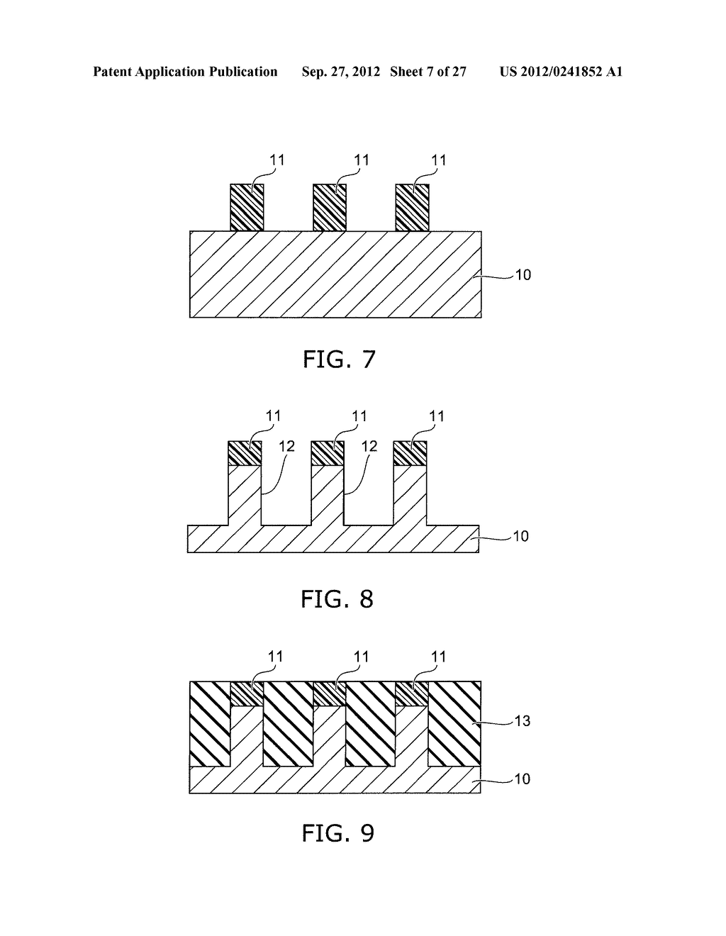 SEMICONDUCTOR DEVICE AND METHOD FOR MANUFACTURING SAME - diagram, schematic, and image 08