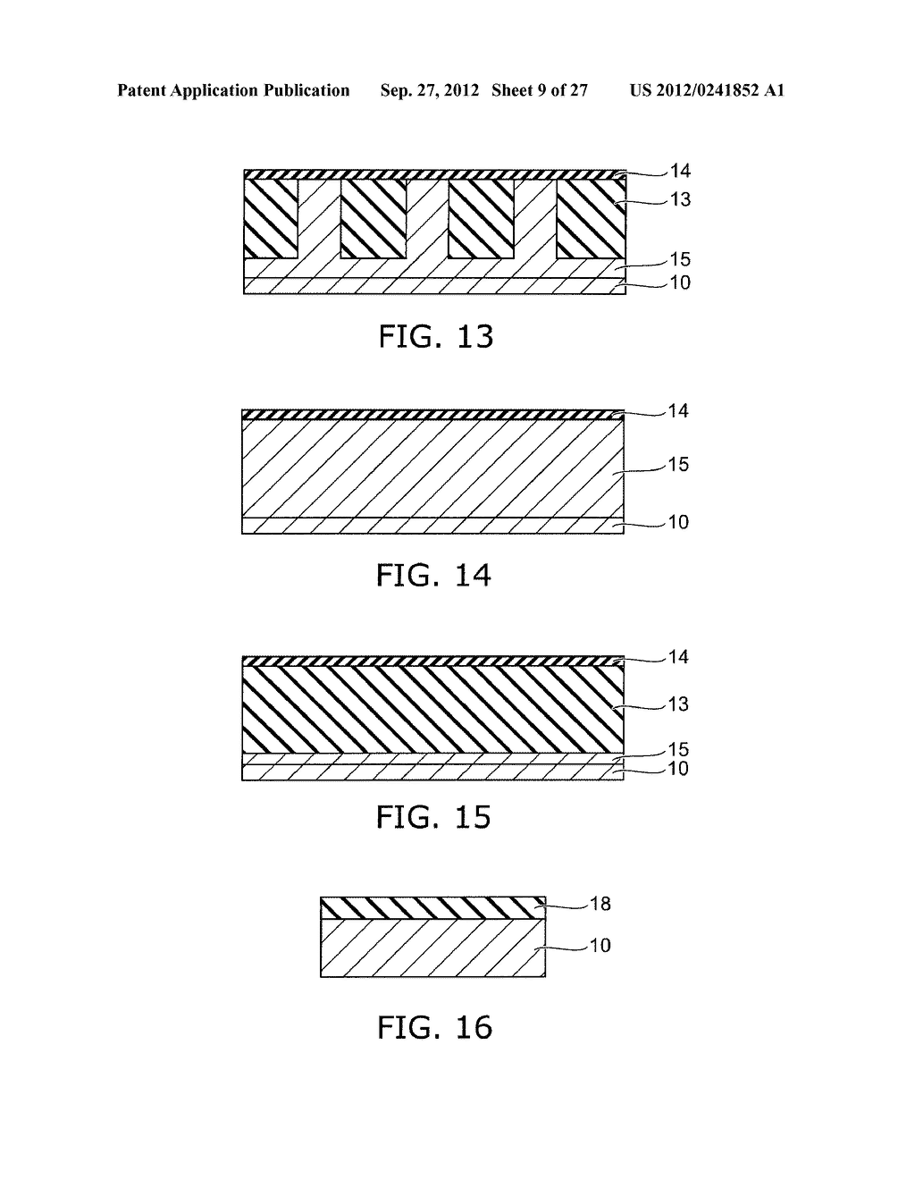 SEMICONDUCTOR DEVICE AND METHOD FOR MANUFACTURING SAME - diagram, schematic, and image 10